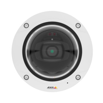 Axis Q3515-LV indoor vandal-resistant dome IP camera, HD 1080p resolution, up to 60m IR, Forensic WDR, Lightfinder and PoE