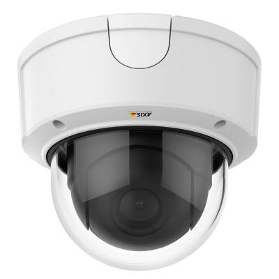 Axis Q3615-VE outdoor vandal-resistant IP camera with HD 1080p resolution, Lightfinder and remote PTRZ camera adjustment
