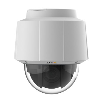 Axis Q6052 indoor PTZ dome IP camera with D1 resolution, 360° pan, 36x optical zoom, Lightfinder and Zipstream technology