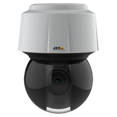 Axis Q6114-E outdoor PTZ IP camera with HD 720p, 360° pan, 30x optical zoom, Lightfinder and Sharpdome technology