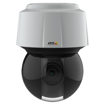 Axis Q6115-E outdoor PTZ dome IP camera with 30x optical zoom, HD 1080p (60 fps), 360° pan and Sharpdome technology