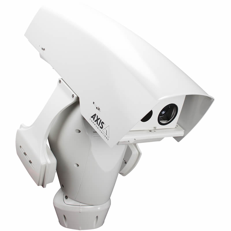 Image Axis Ptz Dual Camera Unit Q8721 E With Visual And