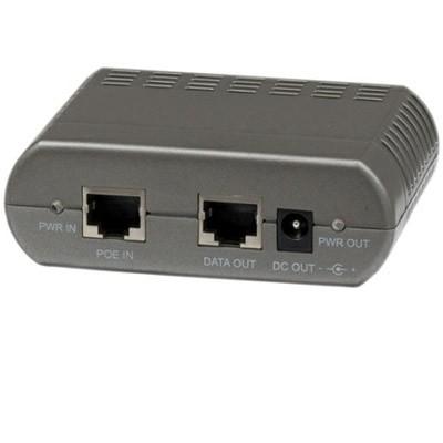 Axis T8126 12V High Power over Ethernet splitter