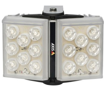 Axis T90A42 outdoor vandal resistant infrared illuminators, up to 160m coverage