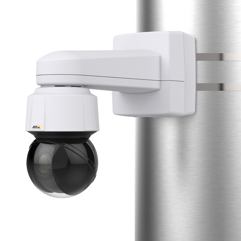 Image Axis T91a57 Pole Mount For Ptz And Multi Sensor Ip