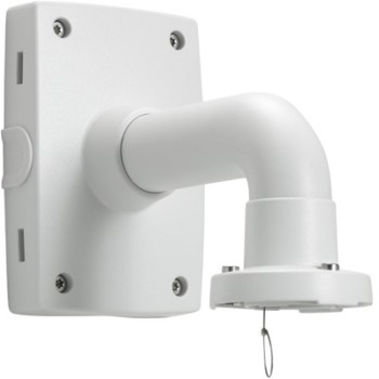 Axis T91B61 Wall mount bracket for Axis pan tilt zoom dome IP cameras and fixed dome pendant cameras