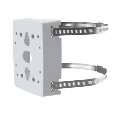 Axis T91B57 Pole Mount for use with the selected Axis T91 wall mounts and Axis T98A cabinet series
