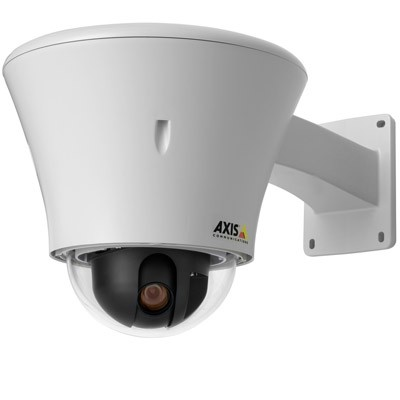 Axis T95A00 outdoor dome housing for use with Axis PTZ dome cameras