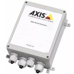 Axis T97A10 outdoor wall-mount protective enclosure for use with Axis network video products