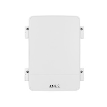 Axis T98A15-VE outdoor surveillance cabinet for use with Axis network video products