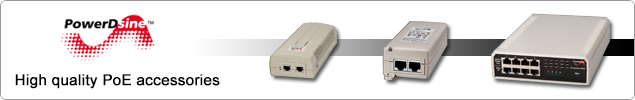 PowerDsine - Power over Ethernet devices