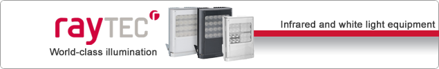 Raytec LED illuminators