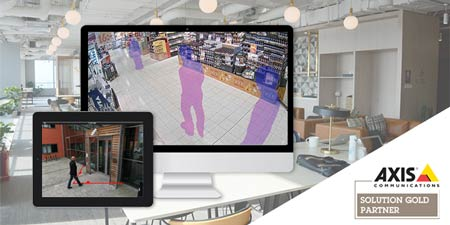 Axis Camera Application Platform software and apps