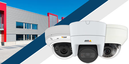 outdoor Static IP Cameras