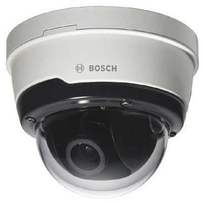 Bosch FLEXIDOME IP outdoor 4000 HD with 720p resolution, edge recording and optional 15m IR night-vision
