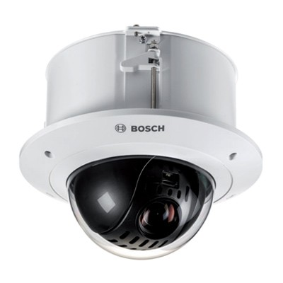 Bosch AUTODOME IP 4000i indoor PTZ with HD 1080p resolution, 12x optical zoom, Essential Video Analytics, H.265 and PoE+