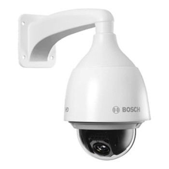 Bosch AUTODOME IP 5000 outdoor PTZ with up to 1080p resolution, 30x optical zoom and optional 180m IR night-vision
