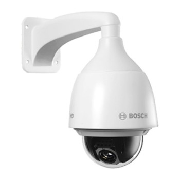 Bosch AUTODOME IP 5000 HD indoor PTZ with up to 1080p resolution, 30x optical zoom, edge storage and PoE+