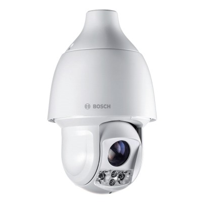 Bosch AUTODOME IP 5000i outdoor PTZ with HD 1080p, 30x optical zoom, Essential Video Analytics, PoE+ and optional 180m IR