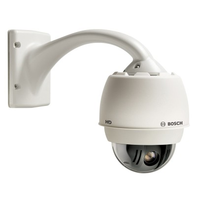 Bosch AUTODOME IP 7000 HD outdoor PTZ with 1080p resolution, 20x optical zoom, Intelligent Video Analytics and high PoE
