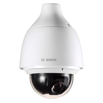 Bosch AUTODOME IP Starlight 5000i outdoor PTZ with HD 1080p, 360° pan, 30x optical zoom, optional 180m IR & PoE+