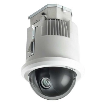 Bosch AUTODOME IP Starlight 7000i indoor in-ceiling PTZ dome with HD 1080p, 360° pan and 30x optical zoom