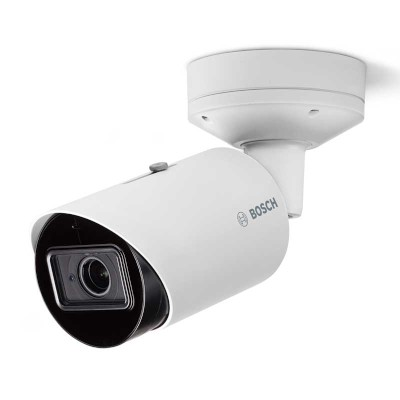 Bosch DINION IP 3000i IR outdoor bullet IP camera with up to 5MP resolution, varifocal lens, up to 30m IR & PoE