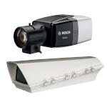 Bosch DINION IP Starlight 6000 HD outdoor PoE bundle with up to HD 1080p resolution and Essential Video Analytics
