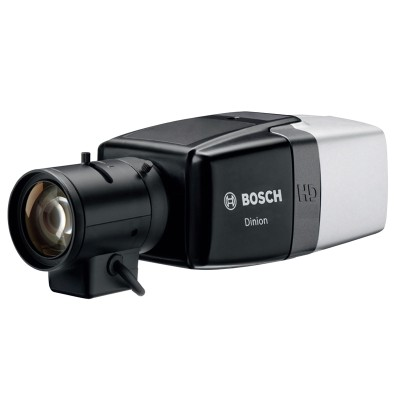 Bosch DINION IP Starlight 7000 HD indoor IP camera with up to HD 1080p resolution, Intelligent Video Analytics and PoE