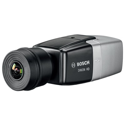 Bosch DINION IP Ultra 8000 MP indoor 4K box IP camera, Intelligent Video Analytics, PoE and a choice of lenses