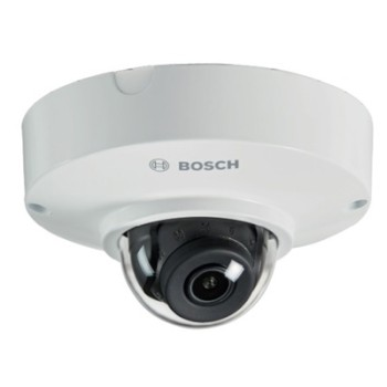 Bosch FLEXIDOME IP micro 3000i indoor IP camera with up to 5MP resolution, wide viewing angles, edge storage and PoE