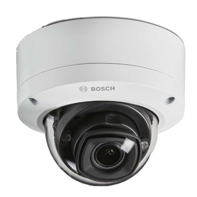 Bosch FLEXIDOME IP 3000i IR outdoor dome with up to 5MP resolution, varifocal lens, up to 30m IR, PoE & edge storage