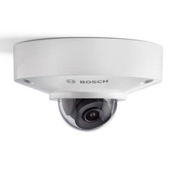 Bosch FLEXIDOME IP micro 3000i outdoor IP camera with up to 5MP resolution, wide viewing angles & Essential Video Analytics