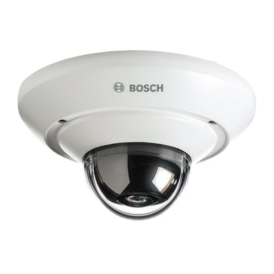Bosch FLEXIDOME IP panoramic 5000 MP outdoor IP camera with 360° view, 3MP resolution, edge recording and PoE