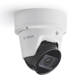 Bosch FLEXIDOME IP turret 3000i IR outdoor IP camera with up to 5MP resolution, 15m IR & Bosch Essential Video Analytics