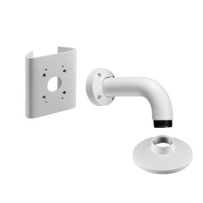 Bosch pole mount kit for use with Bosch FLEXIDOME IP cameras