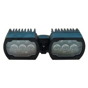 Bosch MIC 7000i illuminator infrared/white light LED illuminator with up to 47° beam angle and up to 450m distance