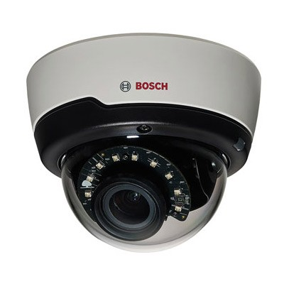 Bosch NII-41012-V3 indoor Flexidome IP camera with HD 720p, IR illumination up to 15m and edge recording