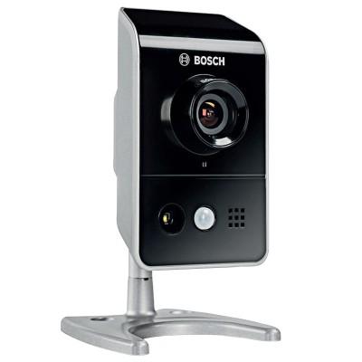 Bosch TINYON IP 2000 PIR indoor network camera with HD 720p resolution, two-way audio, PIR sensor, edge storage and PoE