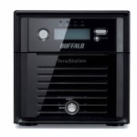 Buffalo TeraStation 4200D Network Attached Storage (NAS) device, 2-bay, up to 8TB of storage