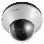Canon VB-C500VD Indoor vandal-resistant fixed dome IP camera with digital night mode, two-way audio and Power over Ethernet