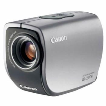 Canon VB-C50FSi Indoor static IP camera with 26x optical zoom, true day/night and Power over Ethernet