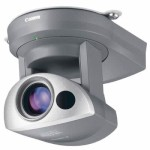 Canon VB-C50iR Indoor Pan/Tilt/Zoom IP camera with 26x optical zoom and true day/night switching with built-in infrared LED
