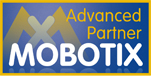 Mobotix Advanced Partner logo
