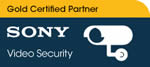 Sony Certified Gold Partner logo