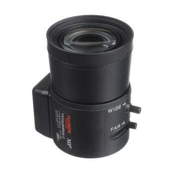 "Fujinon YV10x5HR4A-2 1/3\"" 1.3 Megapixel, day/night, 5-50mm varifocal, manual iris, CS mount lens"