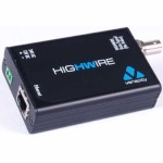 Veracity Highwire VHW-HW Ethernet over analogue coax video – single unit
