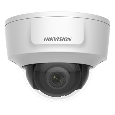 Hikvision DS-2CD2185G0-IMS indoor vandal-resistant IP camera with 8MP resolution, up to 30m IR, HDMI output and PoE