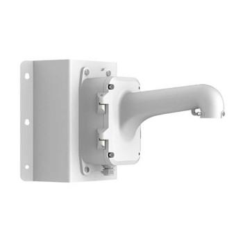 Hikvision DS-1604ZJ-BOX-CORNER corner mount for Hikvision speed dome PTZ IP cameras with junction box