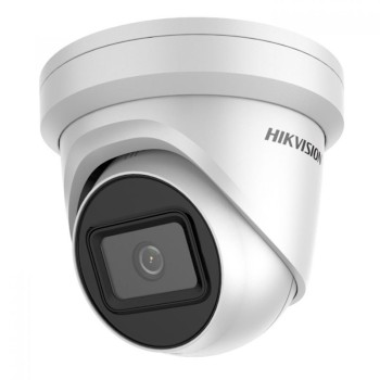 Hikvision DS-2CD2365G1-I outdoor-ready turret IP camera with 6MP resolution, up to 30m IR, edge storage and PoE